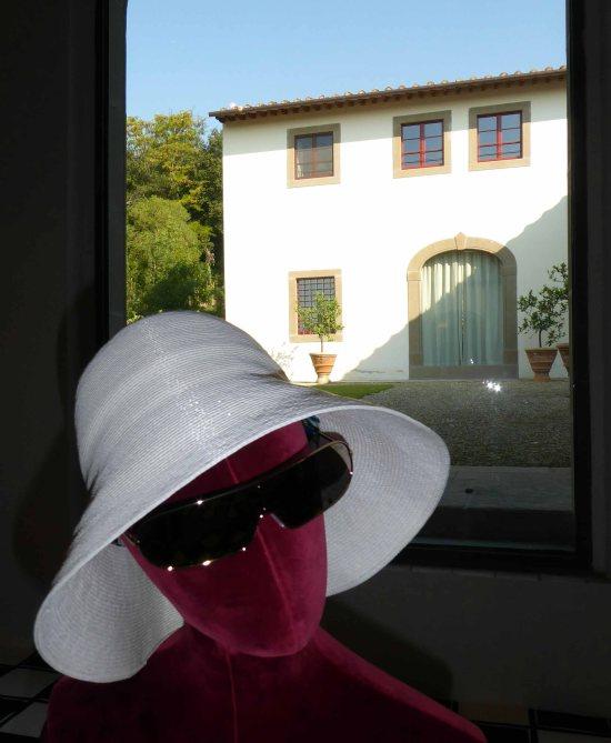 cappello occhiali
